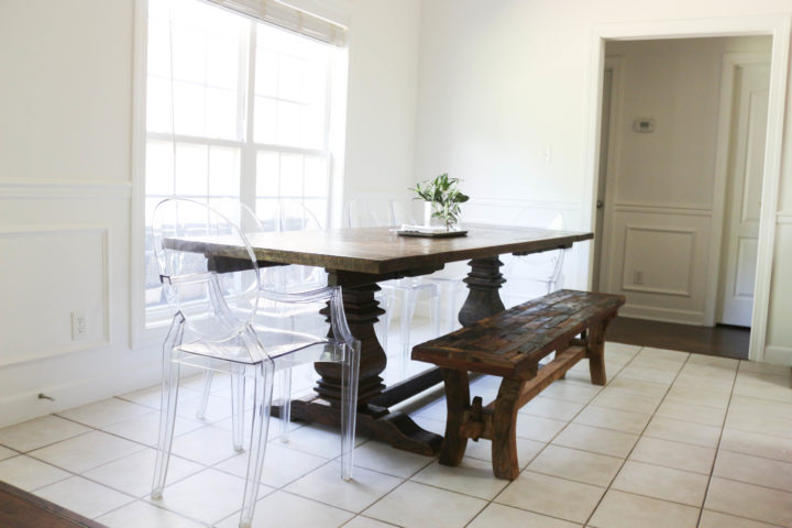 Interior: Home Tour – My Dining Room